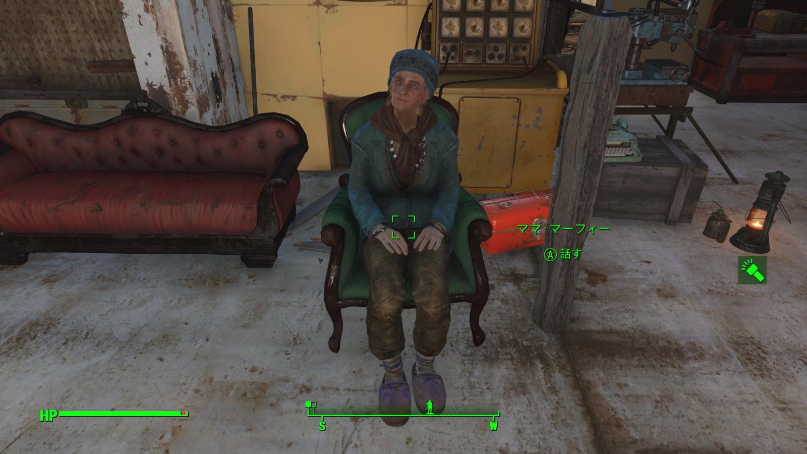 ママ マーフィー 椅子